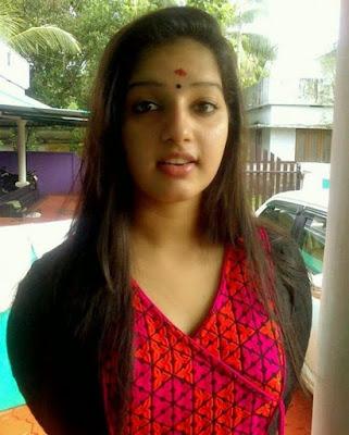 Cute Malayalam actress Malavika images