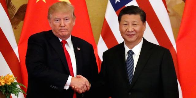 Donal Trump: Perusahaan AS Kini Bisa Berdagang Lagi dengan Huawei