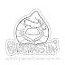 Among Us Christmas Among Us. Grinchpostor para Colorir