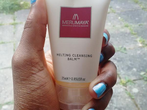 #BeautyHasNoAge: Merumaya Cleansing Balm*