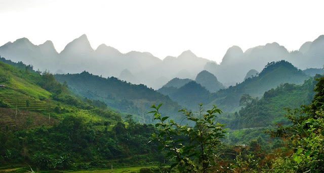 Ha Giang - A destination featured in Vietnam 2