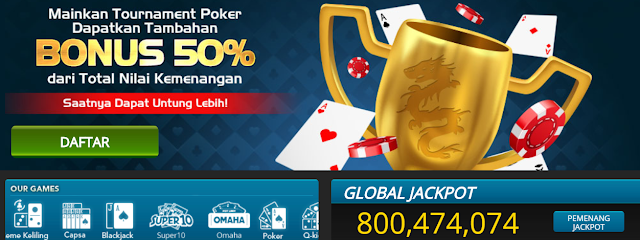 Naga Play Poker