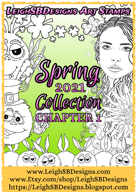 Spring Collection 2021 Chapter 1