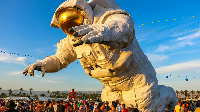 Playlist + Facts about Coachella