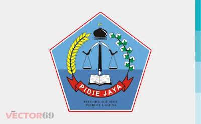 Kabupaten Pidie Jaya Logo - Download Vector File SVG (Scalable Vector Graphics)