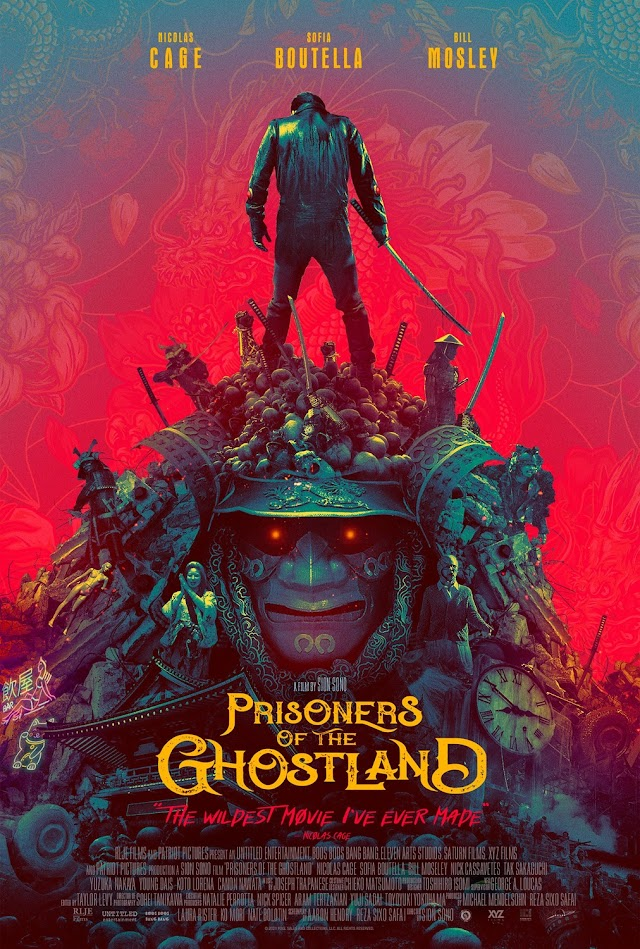 Prisoners of the Ghostland (Trailer Film 2021)