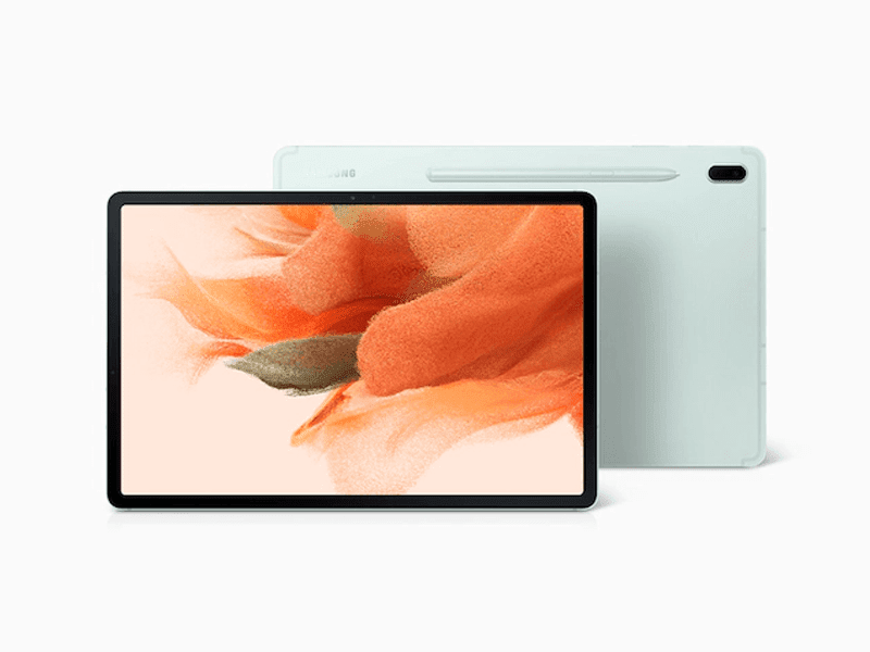 Samsung has quietly brought the Galaxy Tab S Samsung Galaxy Tab S7 FE with S Pen and Book Cover Keyboard silently arrives in PH!
