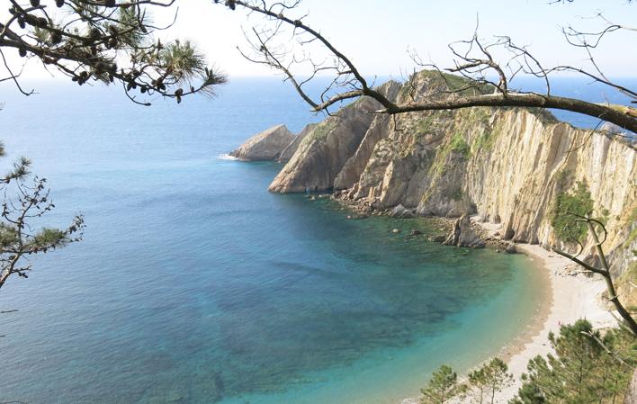 Playa del Silencio Asturias Spain