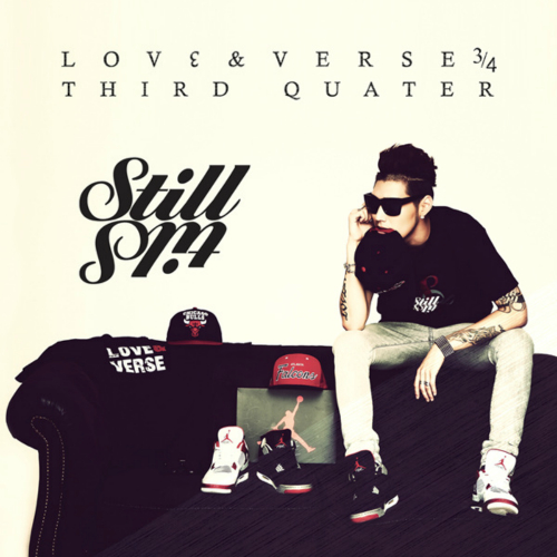 Still PM – Love & Verse 3/4 – EP