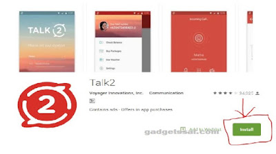 Download Talk2 for PC