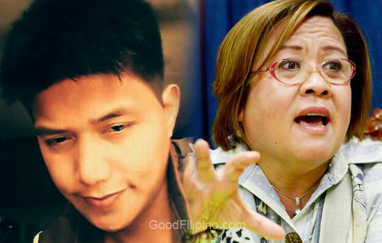 Netizen challenge Senator De Lima to Resign