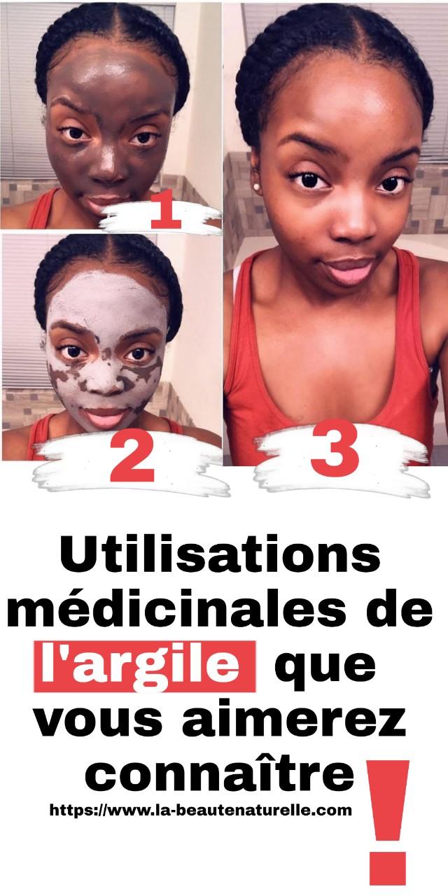 Utilisations médicinales de l'argile que vous aimerez connaître !Utilisations médicinales de l'argile que vous aimerez connaître !