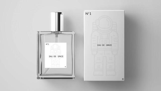 La NASA diseña el perfume 'Eau de Space' que huele como el cosmos