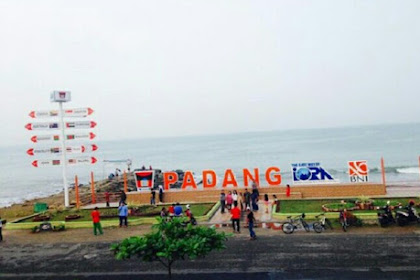 Lokasi Pantai Padang Sumatera Barat, Pesona Pantai Nan Indah Di Pusat Kota Padang