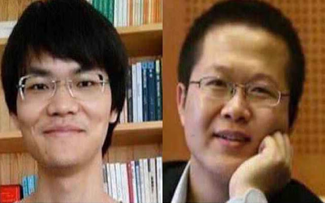 Questions about three missing people in China