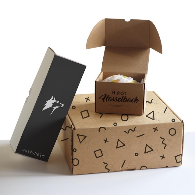 How Custom boxes can be made persuasive with foil stamping?