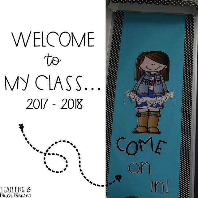 classroom tour, classroom reveal, classroom decor and set up and mini me melonheadz