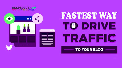 fastest ways to drive traffic to a new website