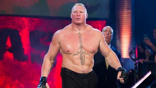 Brock Lesnar's Net worth
