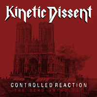 "Το τραγούδι των Kinetic Dissent ""Reason To Riot"" από το album ""Controlled Reaction: The Demo Anthology"""
