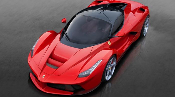 2016 Ferrari Laferrari Spider Exterior