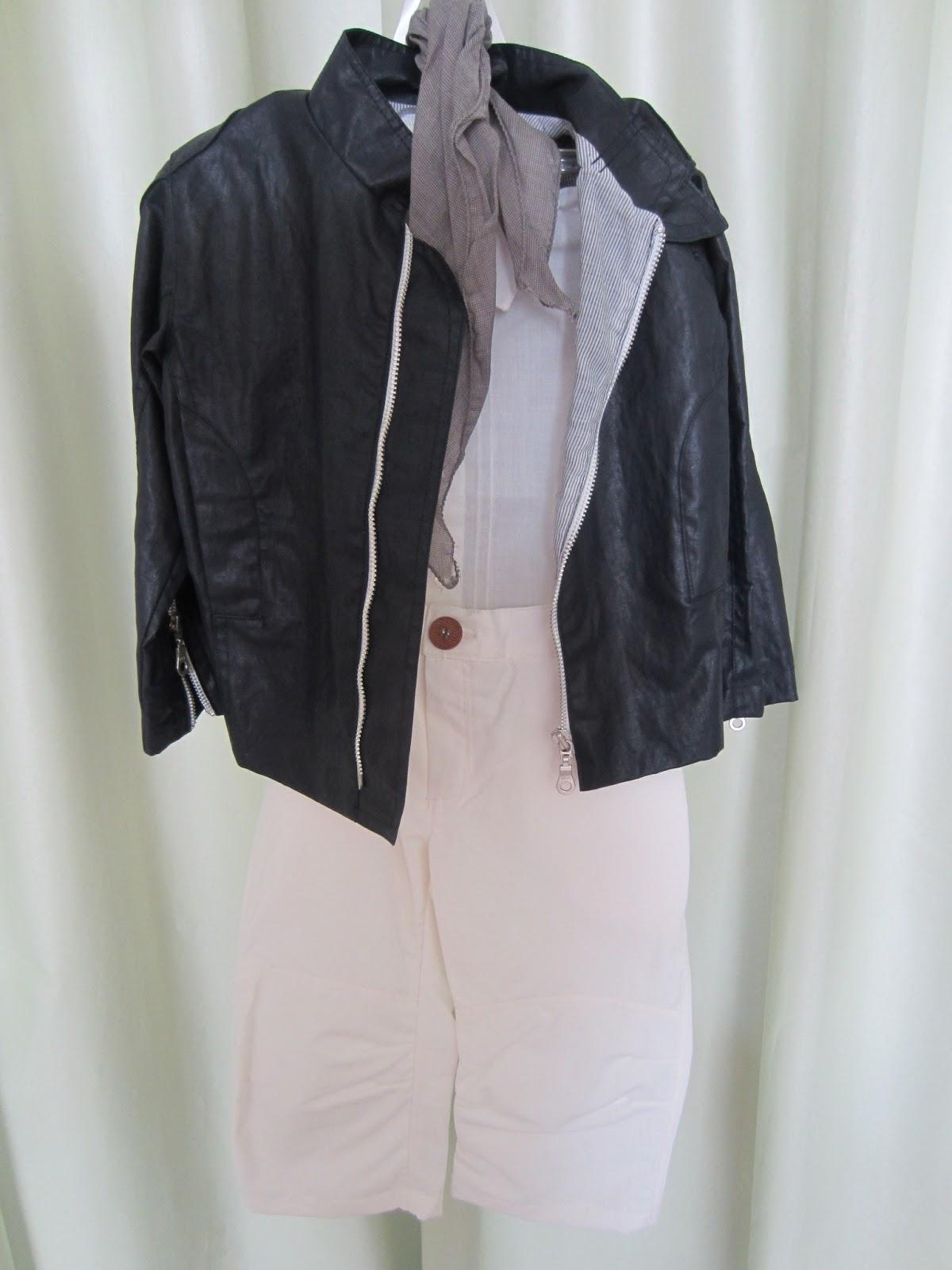 1bc04b035ec Παντελόνι, πουκάμισο, φουλάρι, σακάκι και καπέλο. Νο 2. Τιμή: 60 ευρώ.