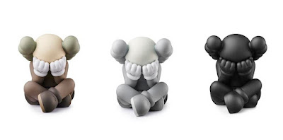 """""""Separated"""" Companion Vinyl Figure by KAWS"""
