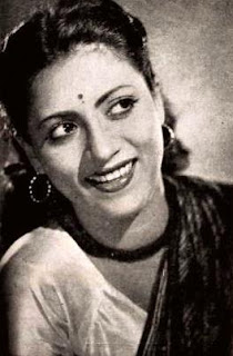 Mohana in 1949 film Char Din