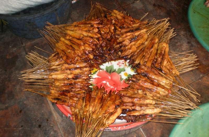 Sejarah Sate Ayam Ponorogo dan Madura (sate-tukri-sobikun.blogspot.com)