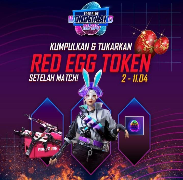 Red Egg Token