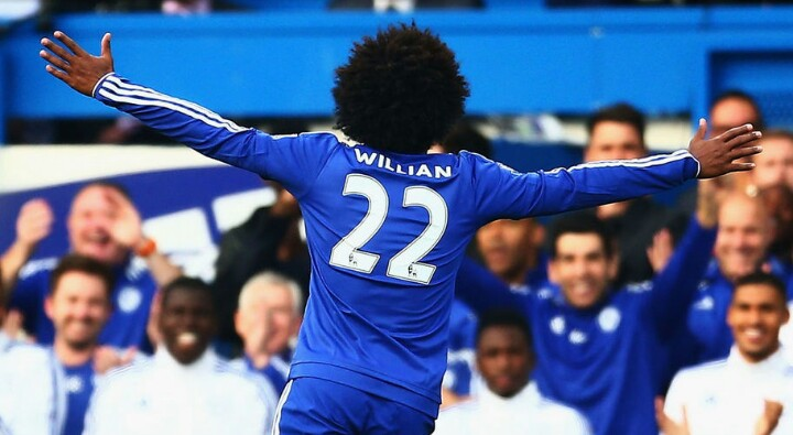 Willian: Hubungan Costa dan Conte Baik-baik Saja