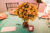 casamento maison carlos gomes mansao opera hall flores amarelas