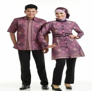 Batik Couple Untuk Ke Pesta