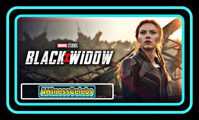Black Widow (2021) - Hollywood Full English Movie