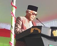 Wabup Bima Sholat Idul Adha 1440 Hijriyah Bersama Ribuan Jemaah