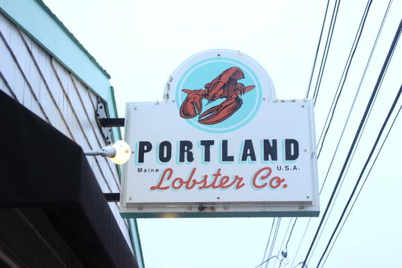 This Portland restaurant serves up fresh lobster.