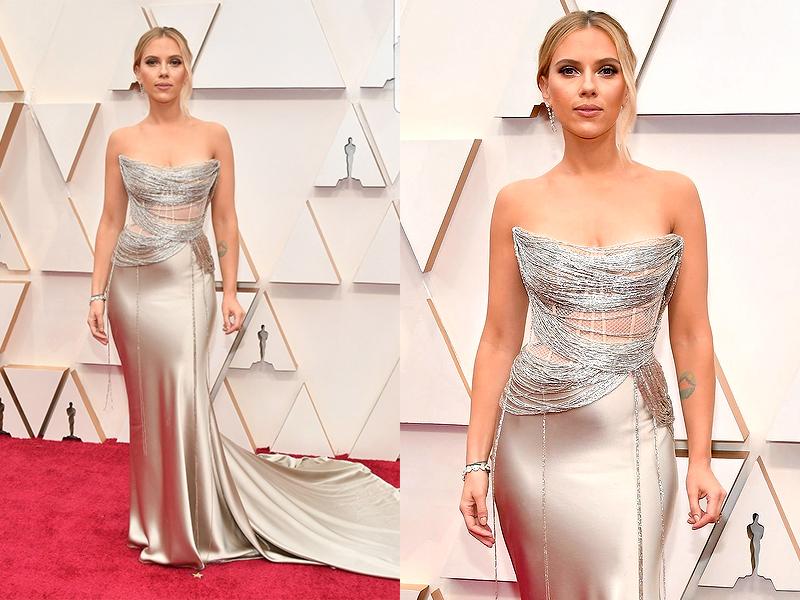 Scarlett Johansson The Oscars 2020