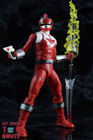 Power Rangers Lightning Collection Time Force Red Ranger 32