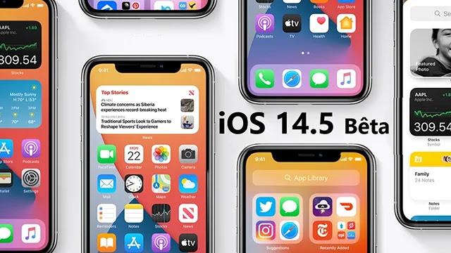 Quelles nouvelles fonctionnalités importantes de la mise à jour iOS 14.5 pour votre iPhone?