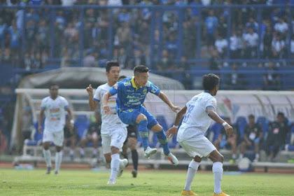 Hasil Pertandingan Liga 1, Persib Menang 3-0 Atas Arema