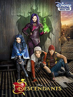 Download Film dan Movie Descendants (2015) Subtitle Indonesia