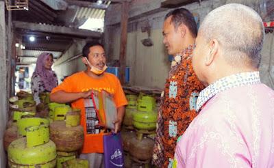 Aman, Stok Gas LPG 3 Kg di Pringsewu Menjelang Hari Raya