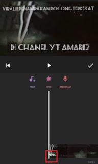 Cara Menghilangkan Suara Video Di HP Android