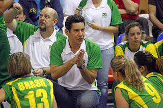 Florestense será o técnico da seleção feminina de vôlei sentado nas Paraolimpíadas Rio 2016