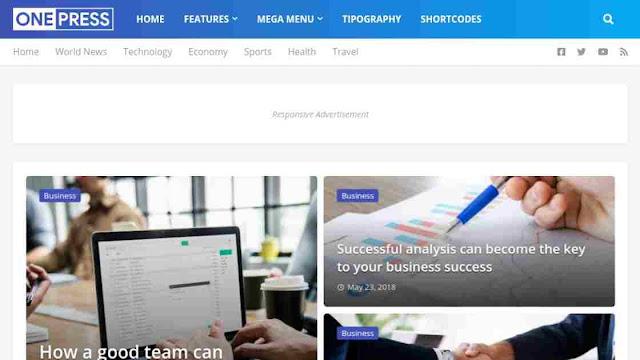 """<img src=""""Onepress blogger template.jpg""""alt=""""Onepress blogger template demo""""/>"""