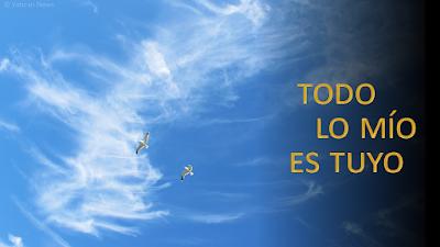 Evangelio de hoy según san Juan (17, 1-11): Todo lo mío es tuyo