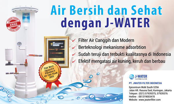 filter air terbaik
