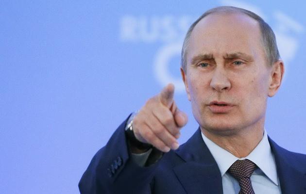 Putin: Rusia Siap Tanggap Bila AS Pasang Rudal Nuklir di Eropa
