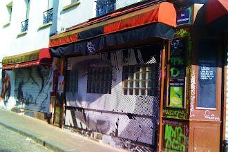 Street Art : Les interventions de Sten & Lex à Paris en juillet 2012