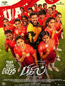 Bigil (2019) Tamil Full Movie DVDrip Download Kickass Torrent
